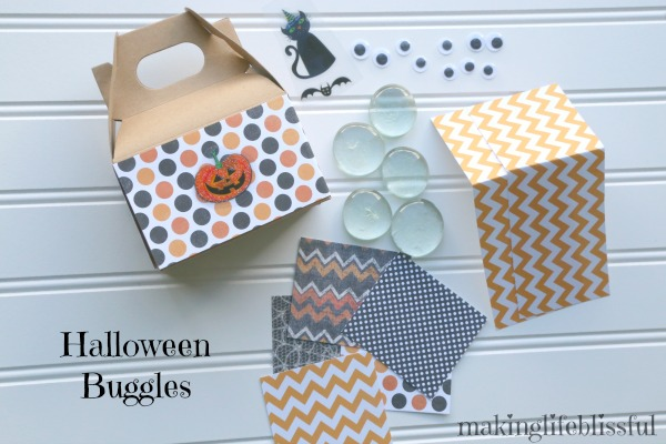 Halloween Buggles Craft Kits