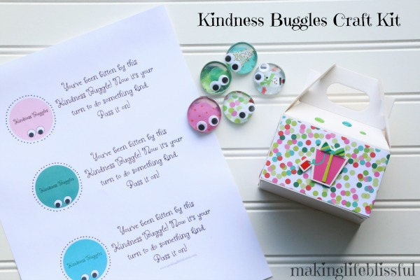 Kindness Buggles Craft Kits