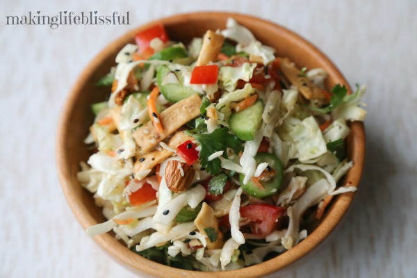 CRAZY GOOD Asian Chicken Salad!!!