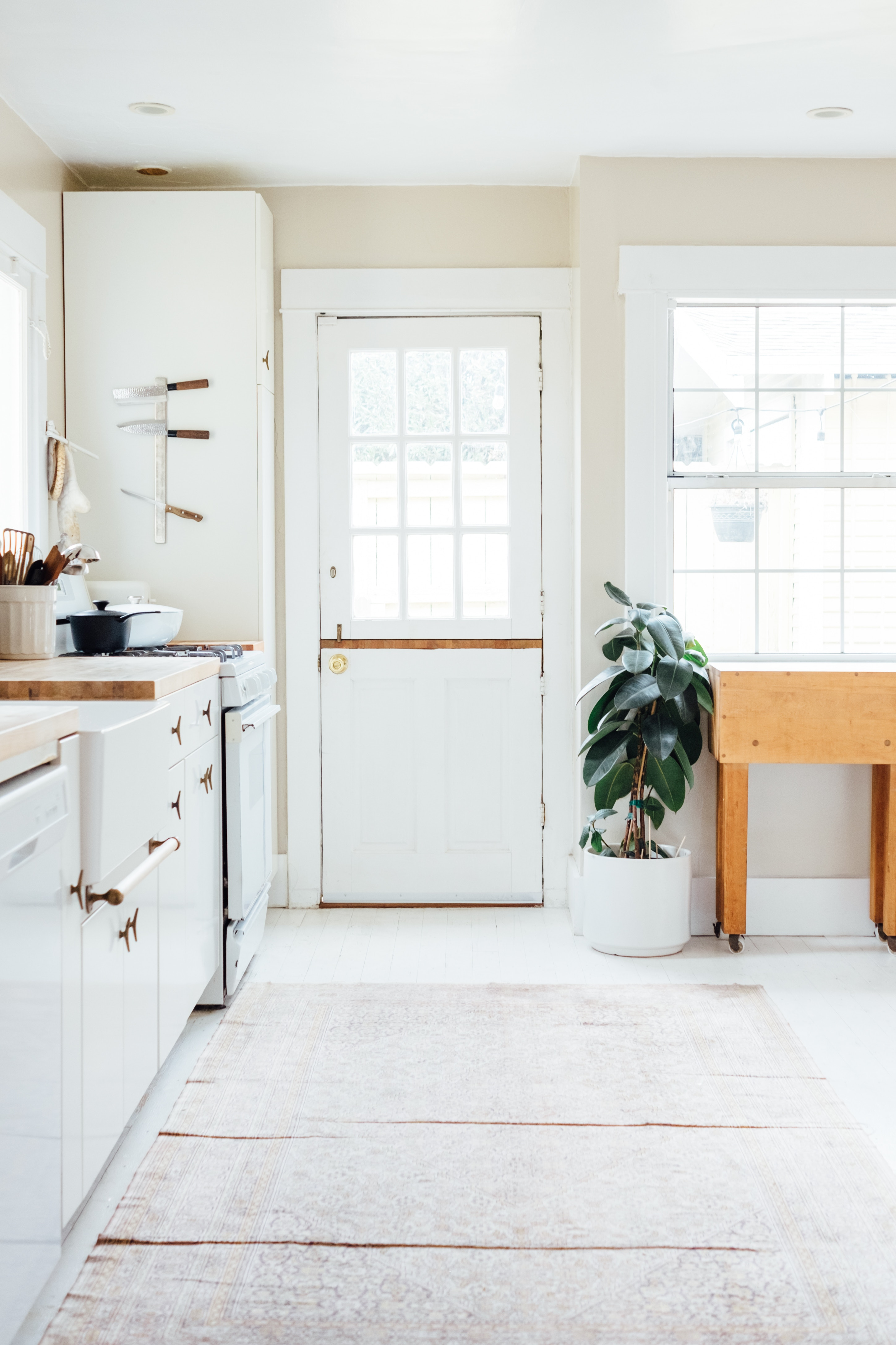 how to stay sane during a kitchen remodel
