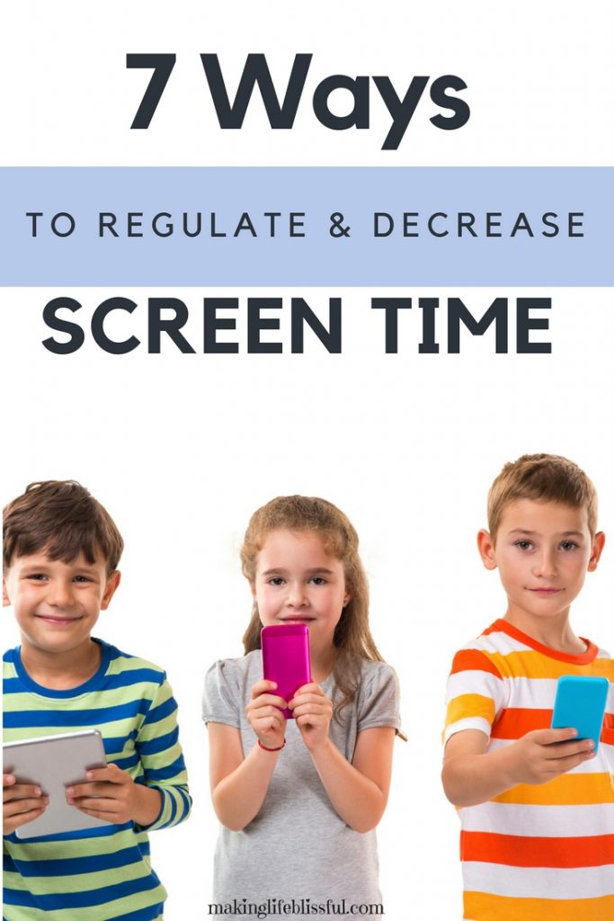 How to Regulate Screen Time this Summer!