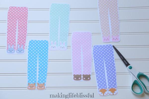 Pajama Printables