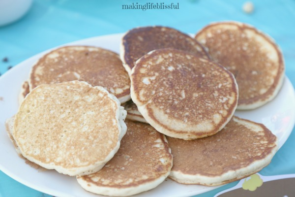 Pancake Party and Breakfast Printables