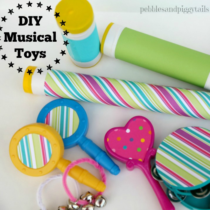 DIY musical toy set for Primary singing time