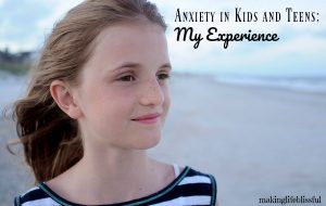 anxiety in kids and teens