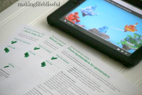Be Internet Kind Free program for teaching kids online safety
