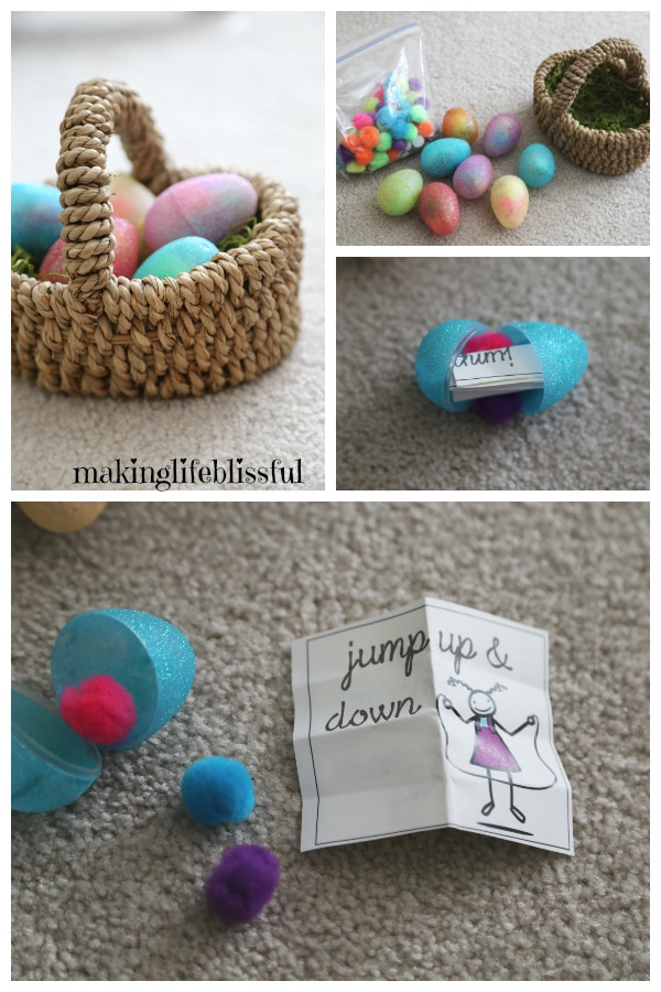 Primary Singing Time Easter Idea