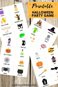 Tons of Halloween Printables for Kids!