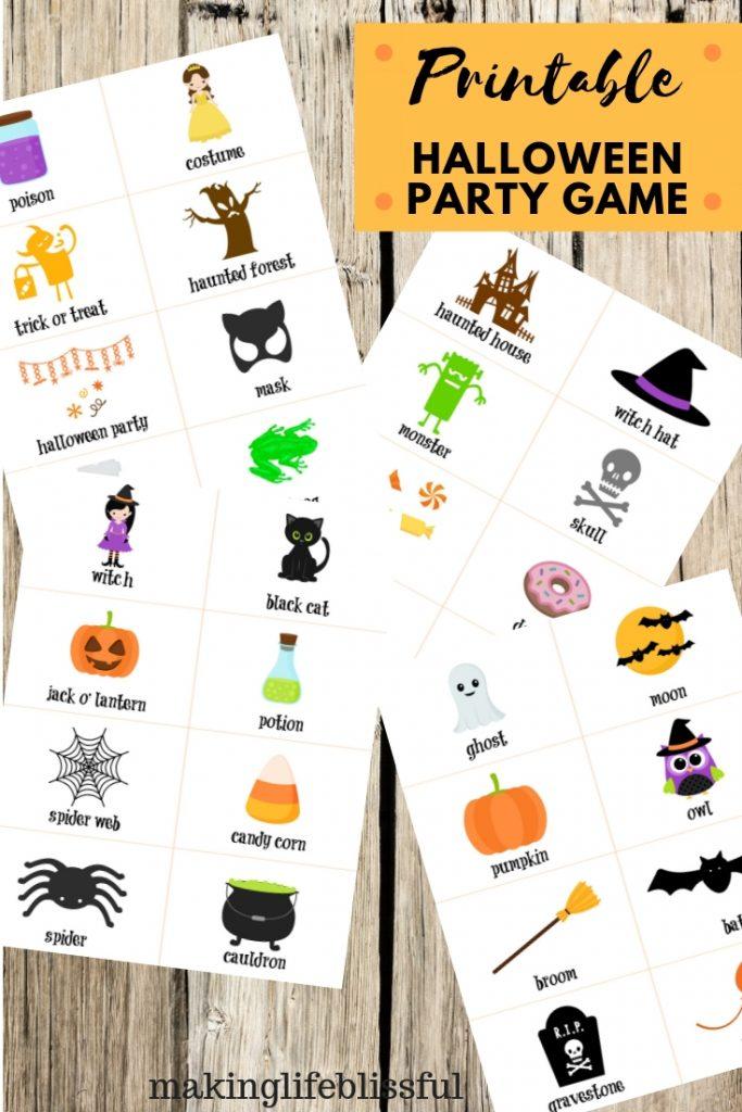 Tons of Halloween Printables for Kids!