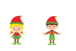image regarding Printable Christmas Images called Totally free Xmas Elf Printables Producing Daily life Blissful