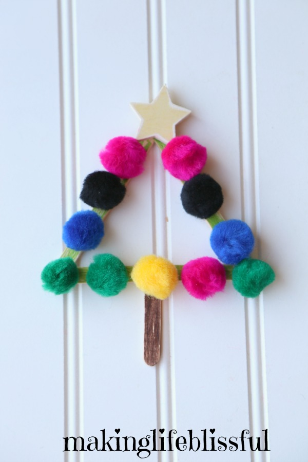 Christmas Ornament Craft for Kids to Make