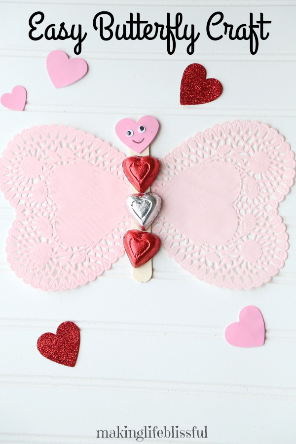 Valentine Doily Craft Ideas for Kids