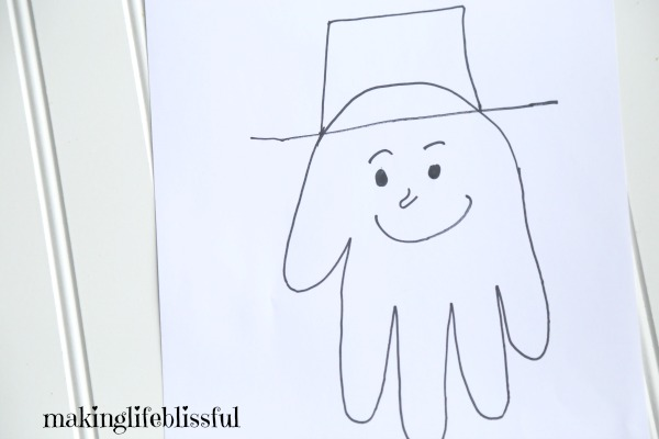 How to make an easy leprechaun craft for kids