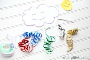 ribbon rainbow craft 3