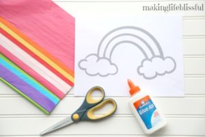 Easy Rainbow Crafts for Kids to Make!