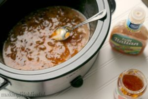 Zesty Apricot Chicken Recipe