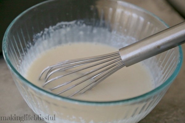 Microwave Fudge Pudding