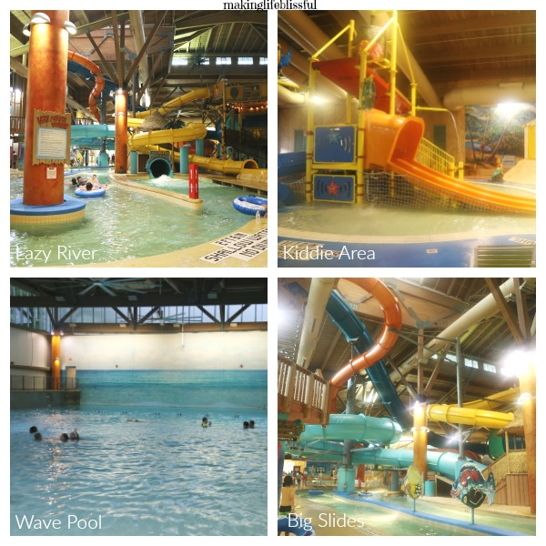 Review of Splash Lagoon Indoor Water Park Hotel in Erie