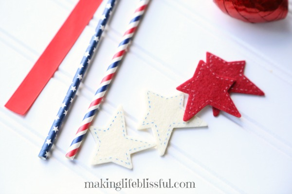 Easy 4th of July Kids Crafts