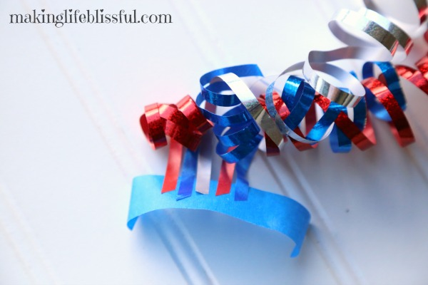how to make easy 4th of July parade craft