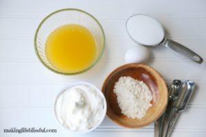 How to make pineapple cream topping for mandarin Jell-O salad