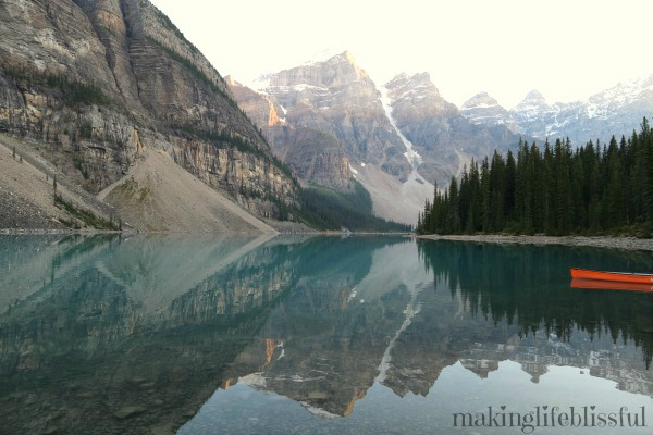 All about visiting Banff in Canada!