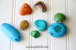 painted rock ideas 2