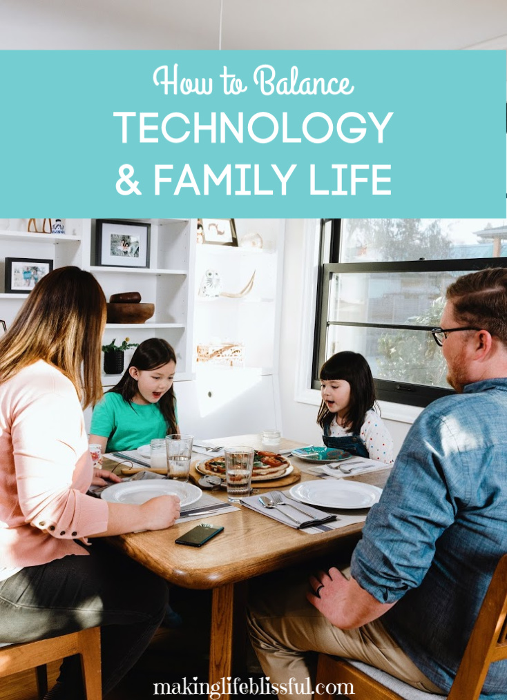 How to Balance Technology with Family Life
