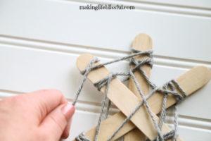 easy spider craft 3