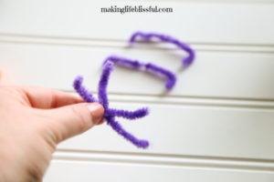 easy spider craft 4