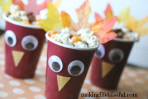 Thanksgiving treat for kids
