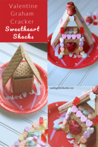 Valentine Candy House