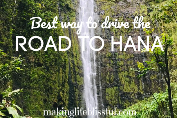The BEST App for Driving The Road to Hana