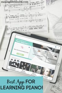 best app to learn piano