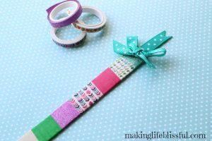 craft stick bookmark craft 4