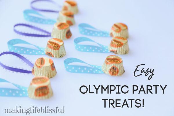 Easy Olympics Party Treat